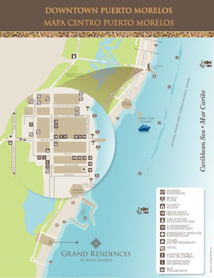 Grand Residences Riviera Cancun | Riviera Maya Resort